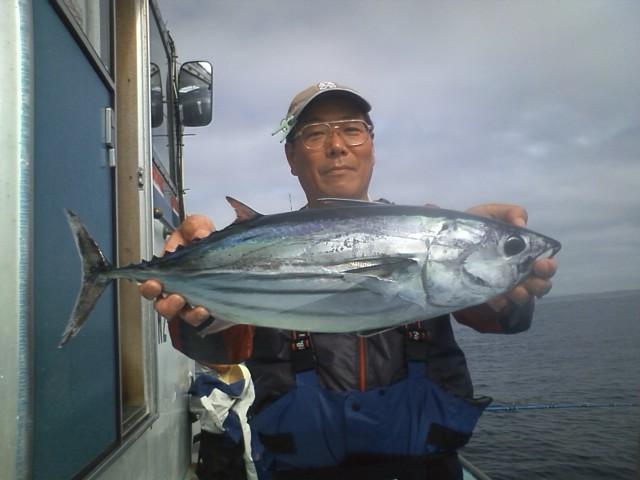 イナダを釣りに来たのにこんな大物が釣れるとは!!