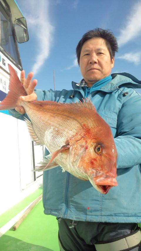 23日 本日初ゲットは3.3kg!